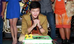 Huỳnh Anh vui vẻ đón sinh nhật sau chia tay bạn gái