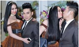 Phi Thanh Vân xinh như hotgirl, 'cưỡng hôn' Quang Hà