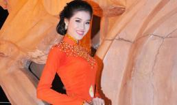 Lộ diện ứng viên đầu tiên dự thi Hoa hậu việt Nam 2014
