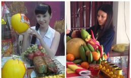 Ghé thăm nhà sao Việt trước thời khắc giao thừa