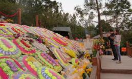 Viếng mộ Đại tướng chiều cuối năm