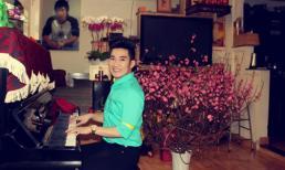 Xông đất thăm nhà Quang Hà ngày đầu năm mới