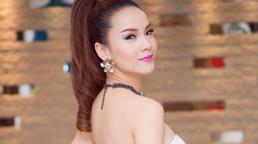 Yến Trang khoe vẻ đẹp không tì vết