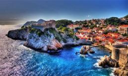 Dubrovnik - viên ngọc quý giữa vùng biển Ban-tich