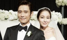 Lee Min Jung đã 'cơm lành canh ngọt' với Lee Byung Hun