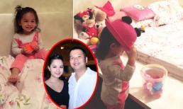 'Đột nhập' phòng ngủ cực hút mắt của gia đình Phạm Quỳnh Anh