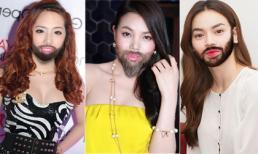 Sao photoshop (P10): Mỹ nhân Việt để râu quai nón 'chất lừ'