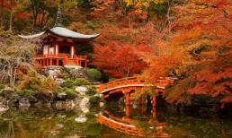 8 nơi ngắm mùa thu đẹp nhất thế giới