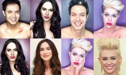 Chàng trai Philippines nổi tiếng với tài make up thành mỹ nhân Hollywood