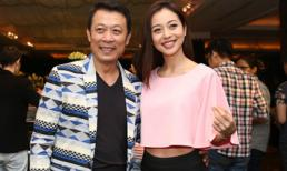Jennifer Phạm hờ hững eo thon dự sinh nhật Vân Sơn