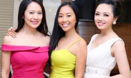 Ngọc Trang MC 'đánh bật' dàn mỹ nhân tại sự kiện