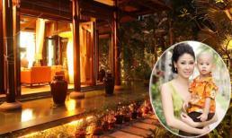 Nhà 4 hoa hậu Việt Nam: Kẻ sang, người giản dị
