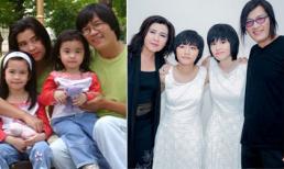 Gia đình Phương Thảo - Ngọc Lễ:  Ngày ấy - Bây giờ