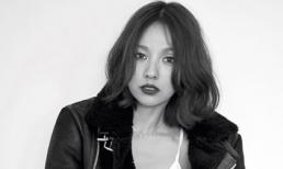 Lee Hyori đẹp hút hồn trên tạp chí Cosmopolitan