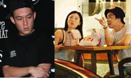 Trần Quán Hy cáu giận vì bị đồn mai mối cho Trương Bá Chi