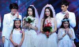 Dàn sao Việt đồng loạt làm 'đám cưới' tập thể