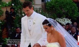 """Kim Kardashian kiếm hơn 2 triệu USD từ đám cưới """"siêu ngắn"""""""