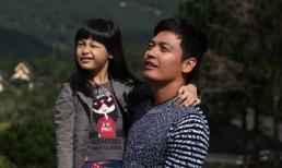 MC Phan Anh và con gái tham gia 'Bố ơi mình đi đâu thế?'