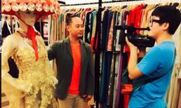 Võ Việt Chung vinh dự được truyền hình KBS World phỏng vấn