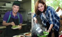 Sao Việt khoe tài nấu ăn cực đỉnh