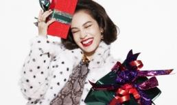 Ngắm bạn gái tin đồn G-Dragon rộn ràng đón Giáng sinh