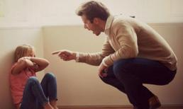 """Cha mẹ khôn ngoan phải học cách """"quát mắng"""" con"""