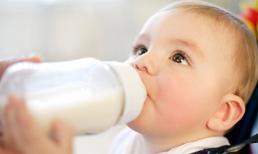 Công dụng thần kỳ của sữa đậu nành với trẻ nhỏ mẹ cần biết