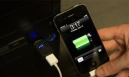 Mẹo: Để sạc điện thoại nhanh hơn