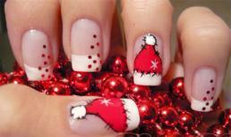 Nail đẹp đón Giáng sinh
