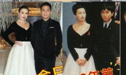 Lưu Gia Linh mặc lại váy 20 năm trước trong tiệc sinh nhật tuổi 49