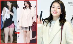 Suzy ngày càng xinh đẹp và thon gọn đáng ngưỡng mộ