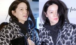 Lee Young Ae mất điểm vì mặt phờ phạc, thiếu sức sống