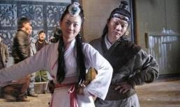 Cảnh hậu trường 'khó đỡ' trong phim cổ trang Hoa ngữ