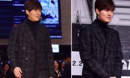 Fan 'ngẩn ngơ' với vẻ đẹp lịch lãm của Lee Min Ho