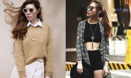 Ngọc Nguyễn - Gương mặt Fashionista mới của thời trang Việt