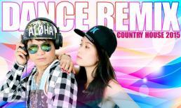 """Lương Gia Huy tung album """"Dance Remix Country House 2015"""" đón Noel & năm mới"""