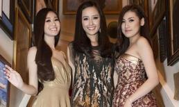 Muôn kiểu tiệc giáng sinh xa hoa, hoành tráng của sao Việt