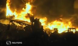 60 giây nhìn lại những sự kiện kinh hoàng, chấn động thế giới năm 2014