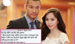 Sau chồng, đến lượt Quỳnh Nga bị tố 'lừa đảo'?