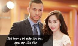 Doãn Tuấn - Quỳnh Nga gặp 'hạn' khi liên tiếp dính scandal tiền bạc