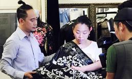Võ Việt Chung được Đài truyền hình quốc tế Nhật Bản phỏng vấn