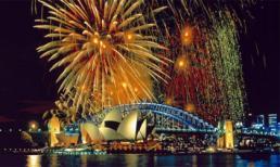 Những địa điểm ngắm pháo hoa đẹp nhất thế giới cho đêm giao thừa