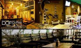 Cafe nhiếp ảnh – DOF Coffee