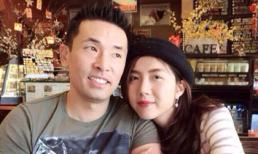 Ngọc Quyên và chồng đón Valentine trên đất Mỹ