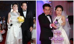 Chồng Ngô Quỳnh Anh làm thơ cầu hôn vợ trong lễ cưới