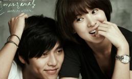 Song Hye Kyo và Huyn Bin xóa nợ cát xê đóng phim năm 2008