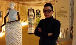 NTK Công Trí giới thiệu bộ sưu tập tại London Fashion Week