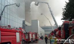 Cháy lớn tại nhà máy sản xuất Galaxy S5, ngày lên kệ có thể bị hoãn