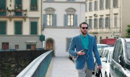 5 sự kết hợp màu sắc giúp chàng luôn tự tin