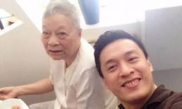 Lam Trường khoe khoảnh khắc hạnh phúc bên mẹ